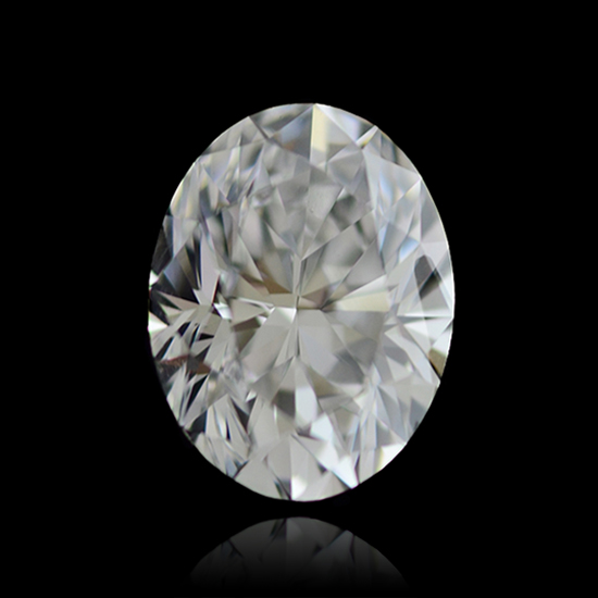 Colorless Diamond, Oval, D, 5.06 Carat