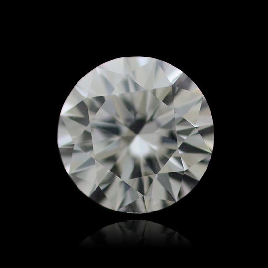Colorless Diamond, Round, D, 3.21 Carat
