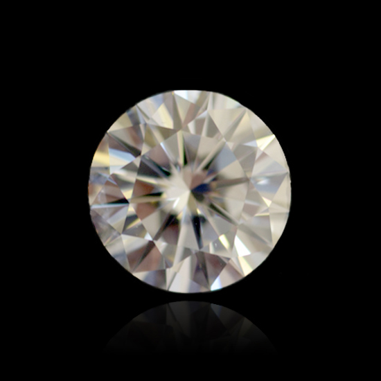 Colorless Diamond, Round, D, 1.52 Carat