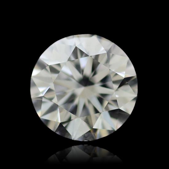 Colorless Diamond, Round, E, 2.01 Carat