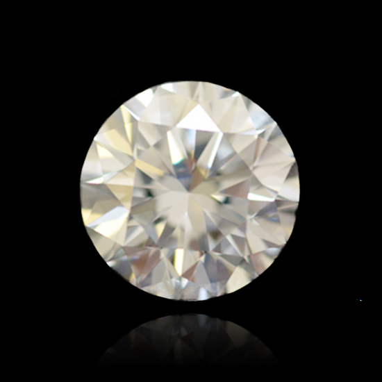 Colorless Diamond, Round, F, 2.00 Carat