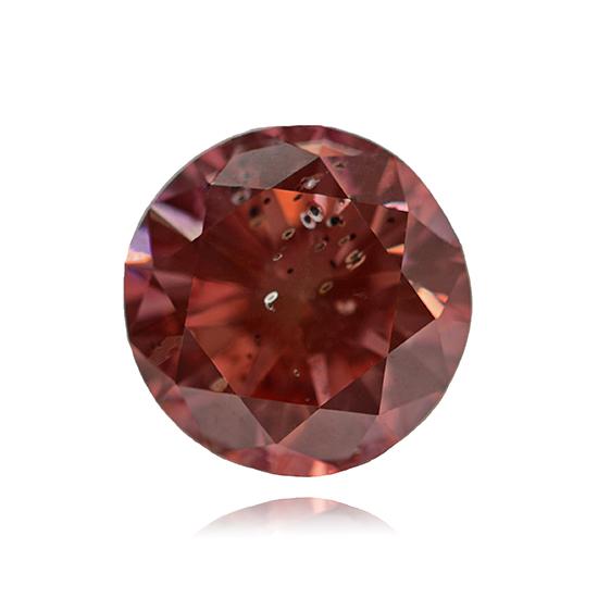 Pink Diamond, Round, Fancy Deep Pink, 0.95 Carat