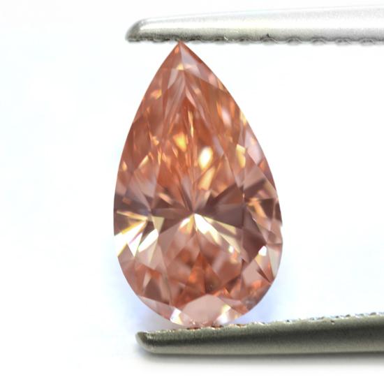 18 Vivid And Chic Mid Century Bedroom Design Ideas: Pink Diamond, Pear, Fancy Vivid Pink, 1.18 Carat