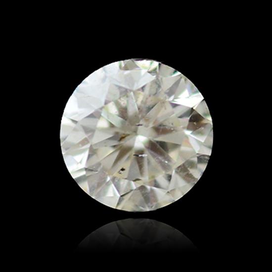 Colorless Diamond, Round, H, 0.96 Carat