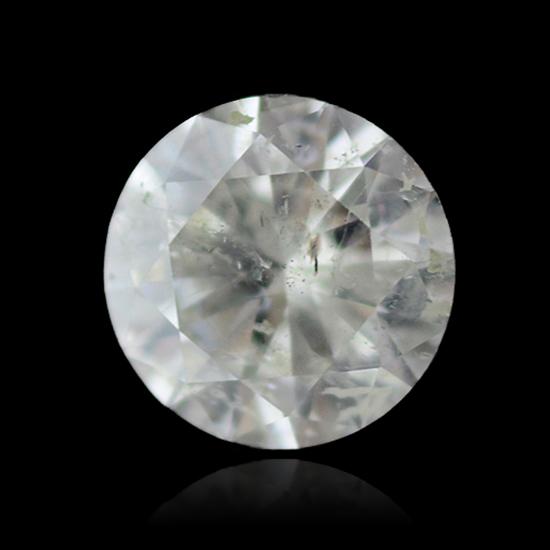 Colorless Diamond, Round, H, 1.41 Carat