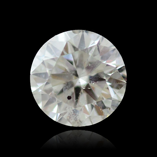 Colorless Diamond, Round, I, 1.51 Carat