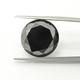 Round Cut Fancy Black Diamond