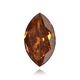 Intense Brownish Orange Diamond