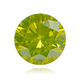 Vivid Yellow Green Diamond