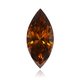 Vivid Pinkish Orange Diamond