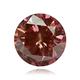 Vivid Orange Pink Diamond
