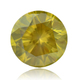Vivid Greenish Yellow Diamond