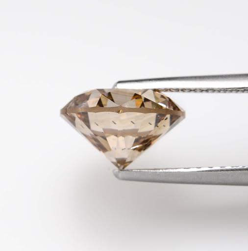 Colorless Diamond, Round, Y-Z, 3.05 Carat